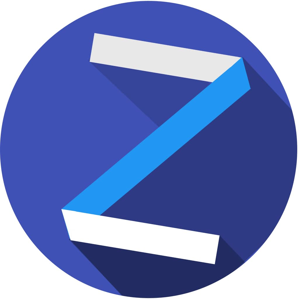Z3r0byte Apps logo